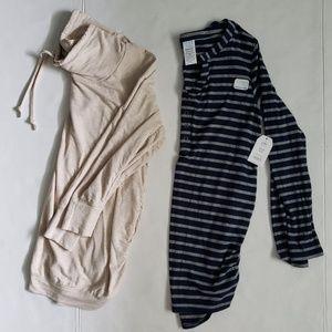 Long sleeve Maternity tops bundle